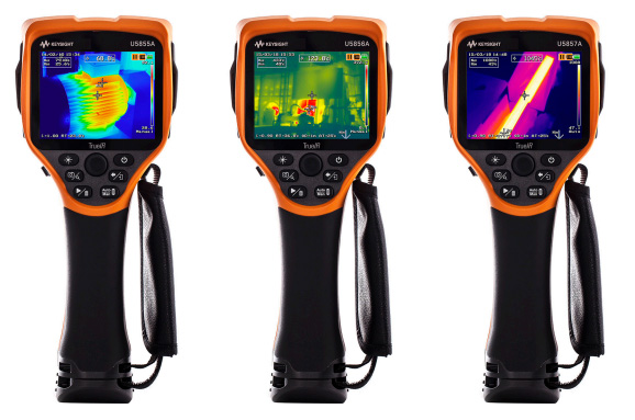 camara termografica keysight