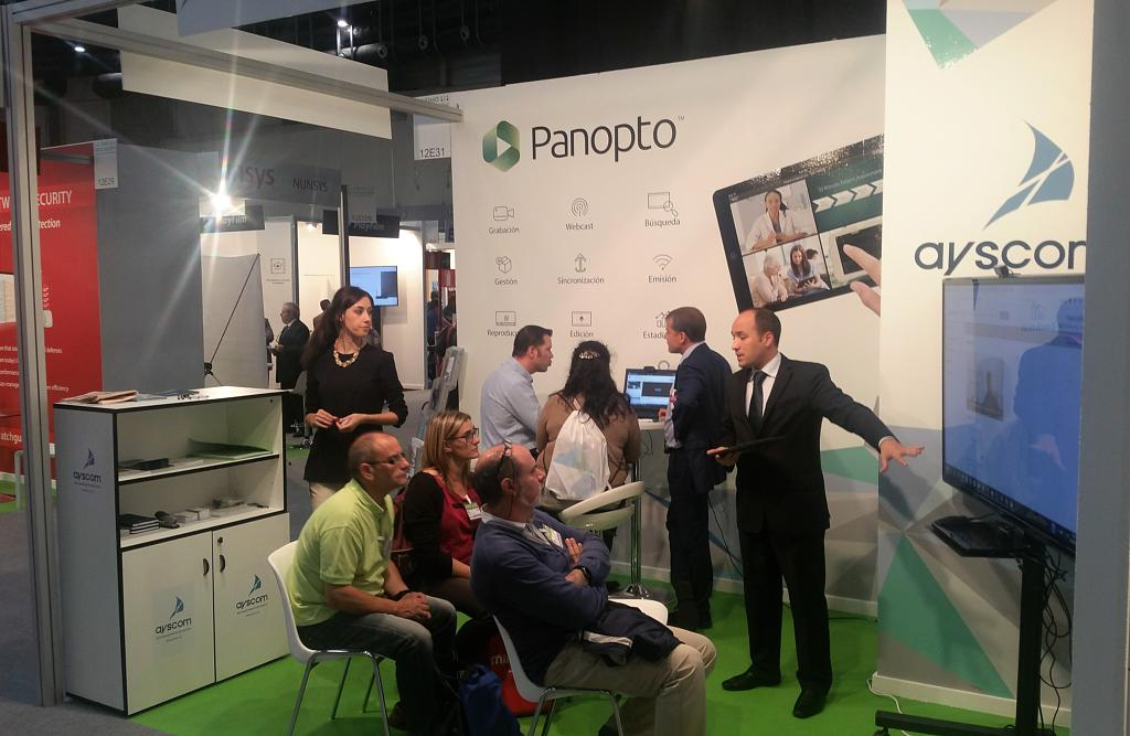 Panopto, considerada como solución ideal para la educación