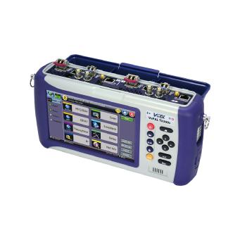 VeEX redefine las pruebas y medidas en campo con el lanzamiento del Nuevo TX300S