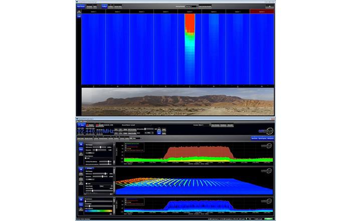 Nueva solución de Aaronia: Real-Time RF Drone and Radar Detection