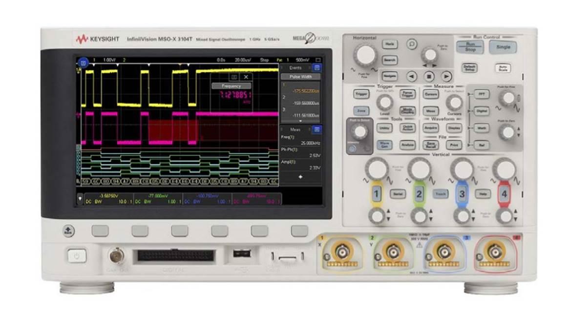 Excelente oportunidad en Osciloscopios InfiniiVision serie X3000T