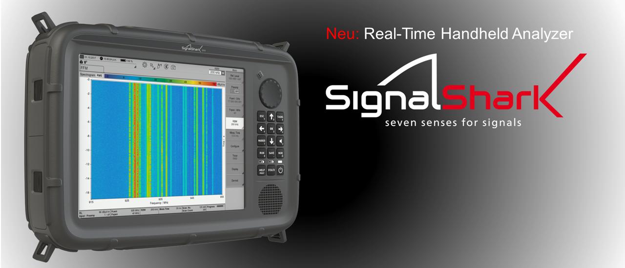 Narda presenta el nuevo SignalShark
