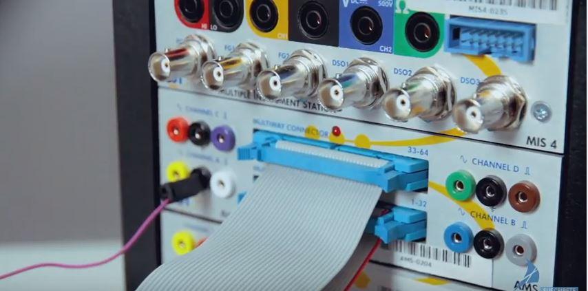 Técnica V-I para PCBs sin alimentación