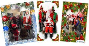 Fiestas navideñas en Ayscom