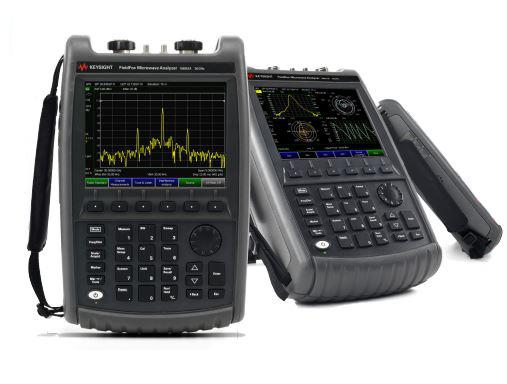 """Analizadores RF y microondas FieldFox"""