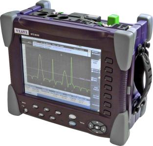 """""""Analizador de espectro para fibra óptica"""""""