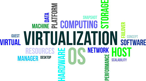 """network virtualization"""