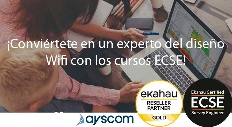 Curso de certificación para ingenieros Ekahau ECSE 1