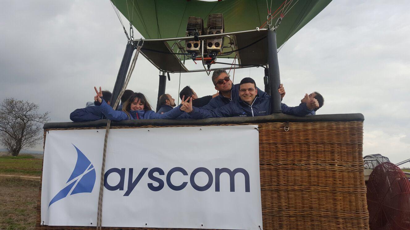¿Cómo es trabajar en Ayscom? 13