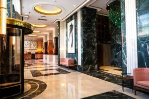 lobby Riu