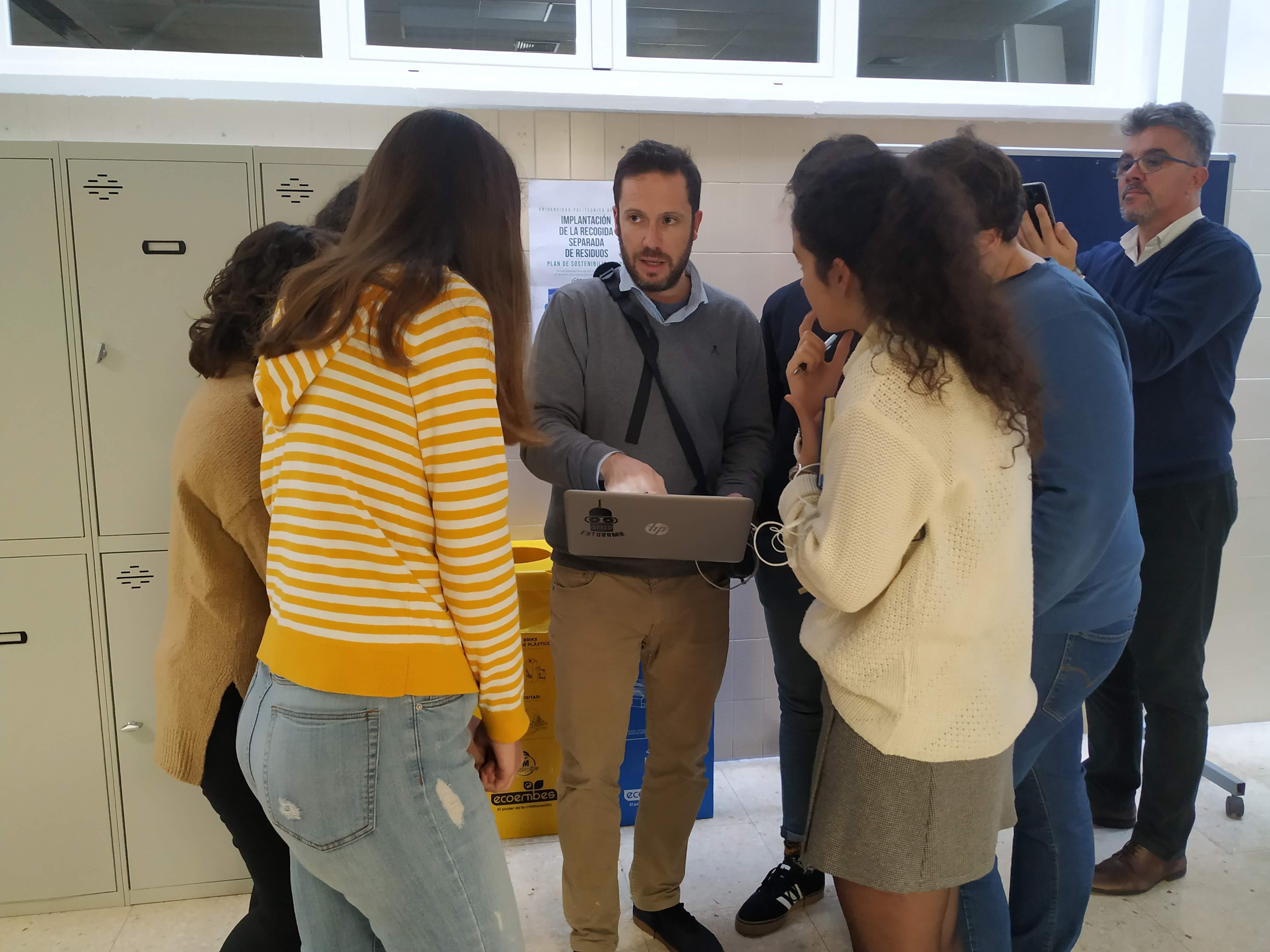 laboratorio alumnos