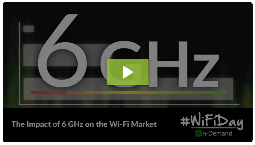 Video Wi-Fi 6E