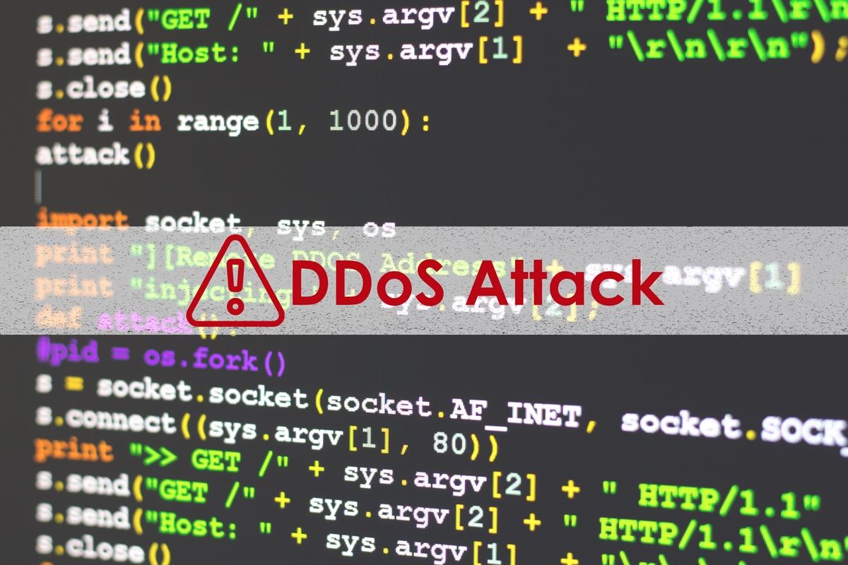 DDoS-attack_code