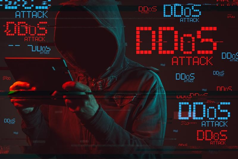 Extorsión DDoS