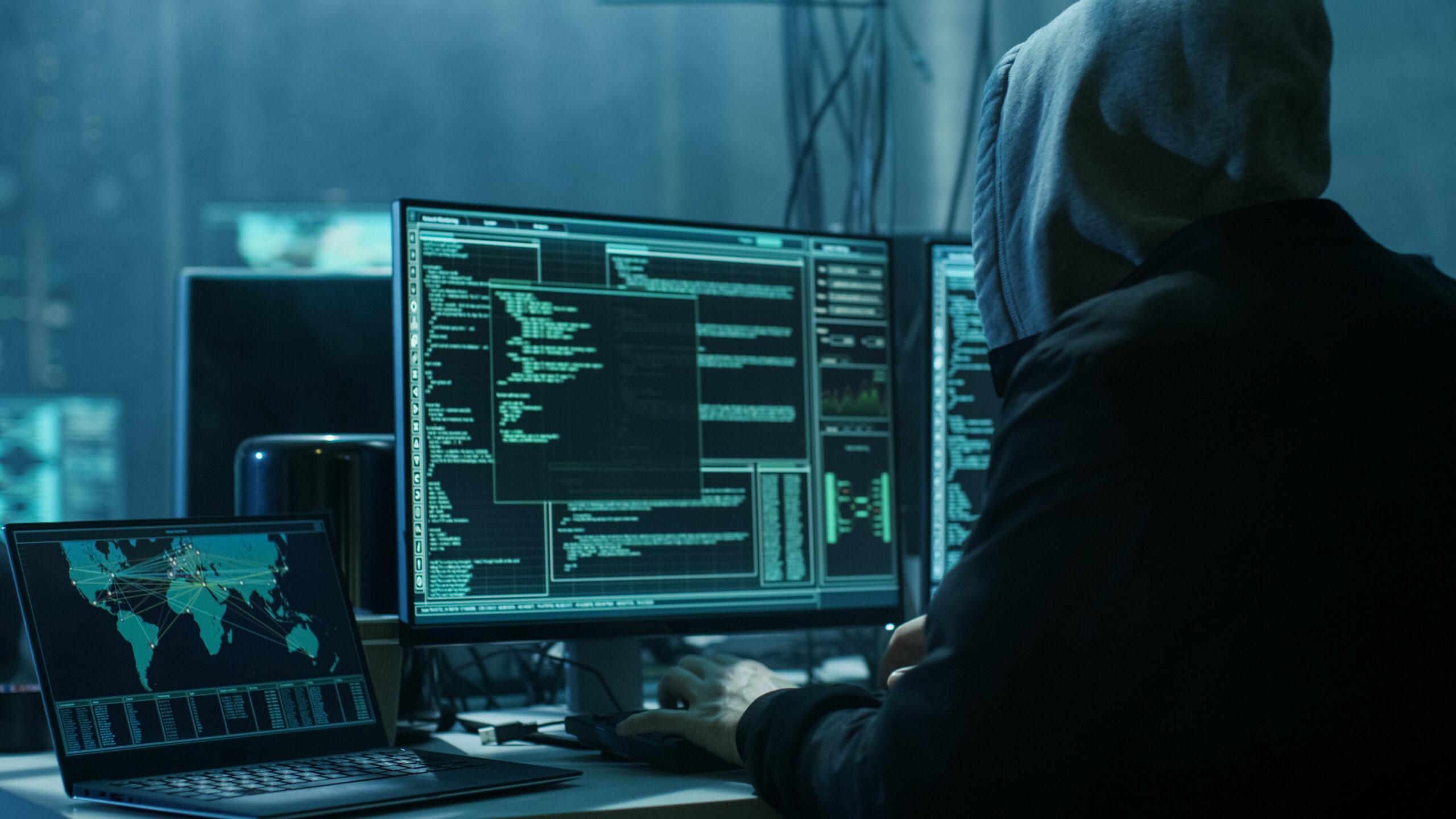Hacker_DDoS